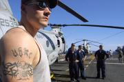 Американская армия решила лояльнее относиться к татуировкам