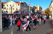 «Народ – чемпион»: Марш справедливости в фотографиях