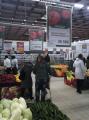Импортные огурцы в Минске стоят дешевле белорусских