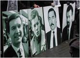 В Минске протестуют против закрытия громких дел
