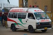 При взрыве в шиитской мечети в Пакистане погибли 30 человек