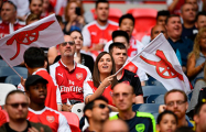 Лига Европы: БАТЭ - «Арсенал» - 2:4
