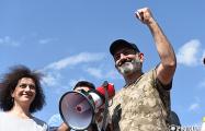И. о. премьера Армении Карапетян отказался от переговоров с Пашиняном