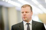 Премьер-министр Литвы примет участие в выборах президента