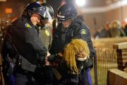МИД России обвинил США в силовом подавлении протестов