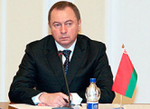 Макей оправдывается за каникулы Лукашенко