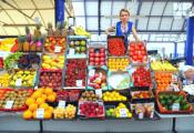 Овощи, рыбу и одежду можно будет купить в одном месте