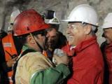 Чилийские шахтеры сыграют в футбол со своими спасателями