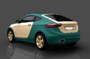 Белорусские дизайнеры придумали молодежный экономавтомобиль