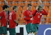 Сборная Беларуси по футболу — 38-я в рейтинге ФИФА