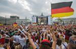 Сборная Германии вернулась домой после триумфа на ЧМ (Видео, онлайн)