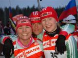 Дарья Домрачева признана биатлонисткой года по версии Biathlon Award