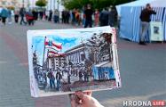 Житель Гродно про предвыборные пикеты: Мы наблюдаем исторические события