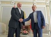 Лукашенко и Путин поговорили в Сочи