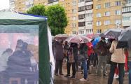 «Кто угодно - только не Лукашенко»: эмоциональный рассказ из протестующего Бобруйска