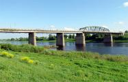 На капремонт закроют мост через Двину в Полоцке