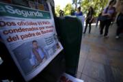 Пытавших отца президента Чили полковников отправили в тюрьму