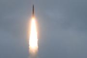 Проведен испытательный пуск баллистической ракеты «Тополь»