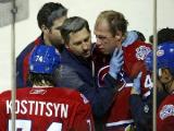 Сергей Костицын продлил свою бомбардирскую серию в чемпионате НХЛ до восьми матчей