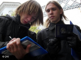 «Немецкая волна»: Санников и Некляев - самые сильные кандидаты в президенты Беларуси от оппозиции