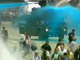 Аргентинцы разгромили вокзал из-за забастовки железнодорожников