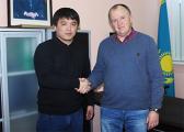 Белорусский тренер возглавил казахстанский «Атырау»