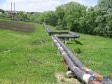 Около 70 куб.м нефти вылилось из трубопровода Мозырь-Брест в Каменецком районе