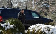 Тревогу в Белом доме объявили из-за взрыва в передвижном кафе