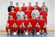 Состоялась жеребьевка четвертьфинала Кубка Беларуси по футзалу