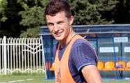 Видеофакт: Белорусский футболист забил эффектный гол в Кубке Греции