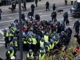 Полиция задержала более 200 демонстрантов в Копенгагене