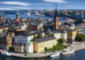 Белорусская дипломатия вернулась в Стокгольм