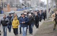 Житель Рогачева: Пора просыпаться, осознать, что мы - люди