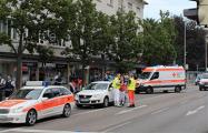 Сирийский беженец с мачете напал на прохожих на юге Германии