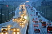 Семь машин столкнулись на Минской кольцевой автодороге