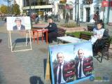 У доверенного лица Андрея Санникова провели обыск