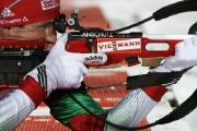 Лучший из белорусских биатлонистов Рустам Валиуллин занял 60-е место в спринте на этапе Кубка мира в Рупольдинге
