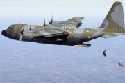 Франция вооружит транспортники Hercules