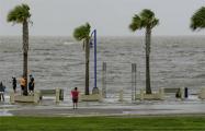 На США обрушился ураган «Барри»