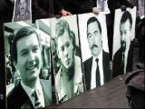 """Активистов """"Европейской Беларуси"""" арестовали за пикет солидарности в Новополоцке (фото)"""