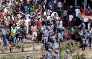 В Эфиопии неизвестный атаковал с гранатой премьер-министра