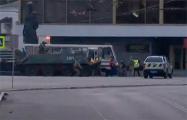 Украинские силовики взяли штурмом автобус, захваченный террористом в Луцке