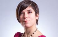 Украинская волонтер: Разам пераможам!