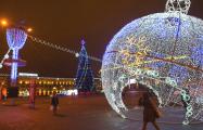 Как будет ходить городской транспорт Минска в новогоднюю ночь