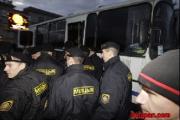 Задержанные вчера вечером на Октябрьской площади Минска отпущены