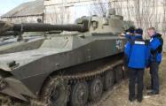ОБСЕ зафиксировала десятки танков ДНР возле линии фронта в  Донбассе