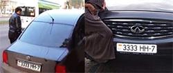 Автоубийца из Брянска ездила на краденых белорусских номерах?