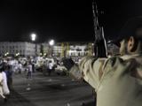 Ливийские повстанцы выяснили местонахождение Каддафи