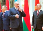 Лукашенко пописал договор о Евразийском союзе