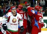 Хозяева площадок победили в четырех из пяти матчей открытого чемпионата Беларуси по хоккею